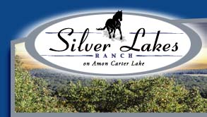 Silver Lakes Ranch Texas lakefront property for sale